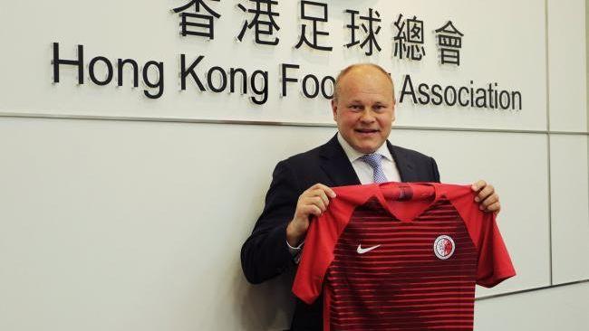 Pātelainens kļuvis par Honkongas izlases galveno treneri