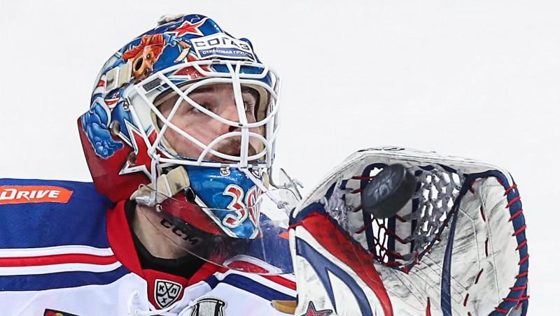 """Divi KHL jaunie talanti vienojušies par līgumu ar Ņujorkas """"Rangers"""""""