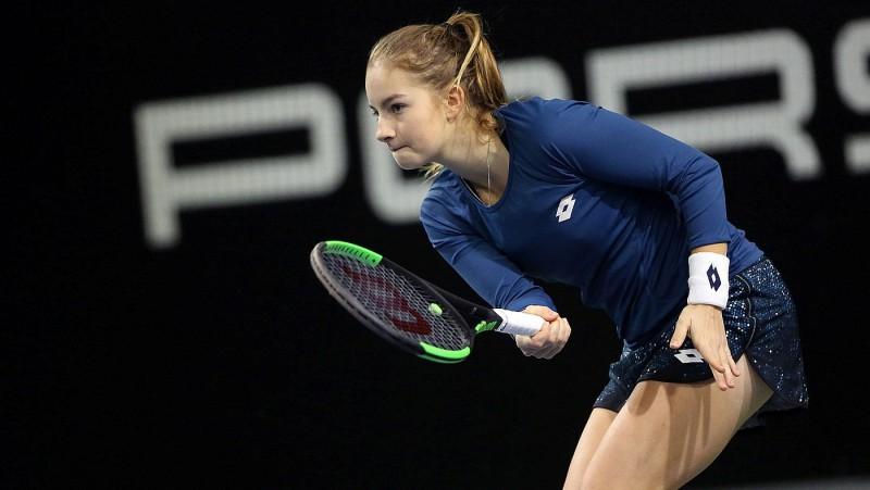 Vismane ar trīs mačbumbām zaudē ITF kvalifikācijā Polijā
