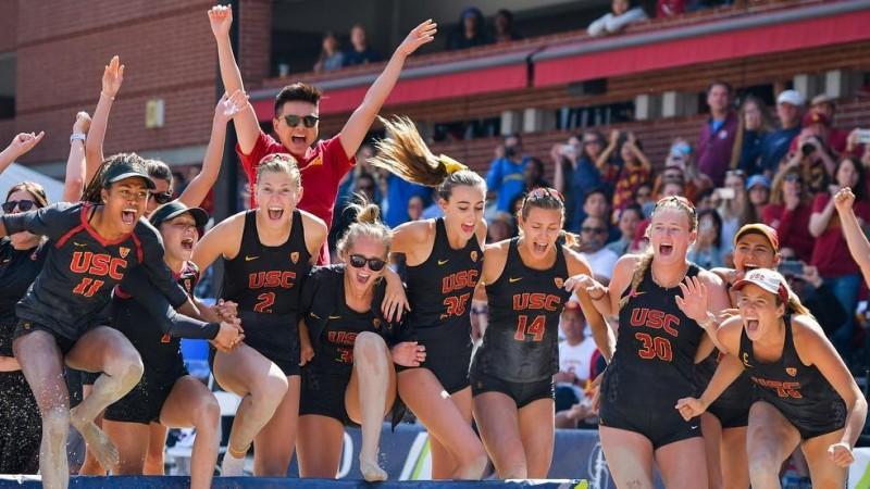 """Graudiņa un USC vēlreiz pieveic čempiones, triumfējot """"Pac-12"""" konferencē"""