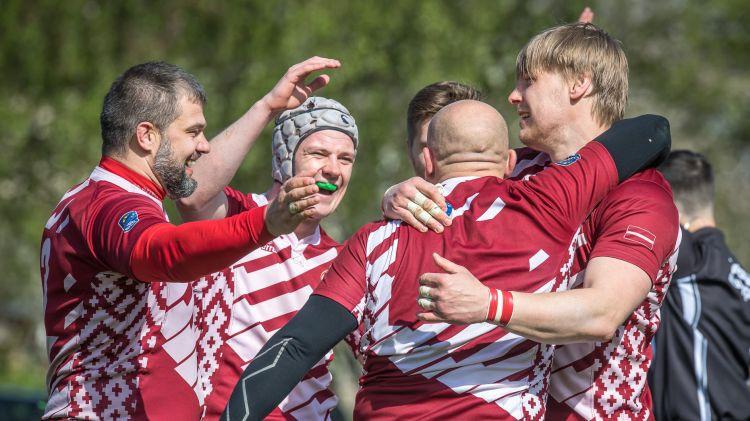 Latvija neatstāj cerības Dānijai un kāps augstāk, Cirša jubileju nosvin ar glanci