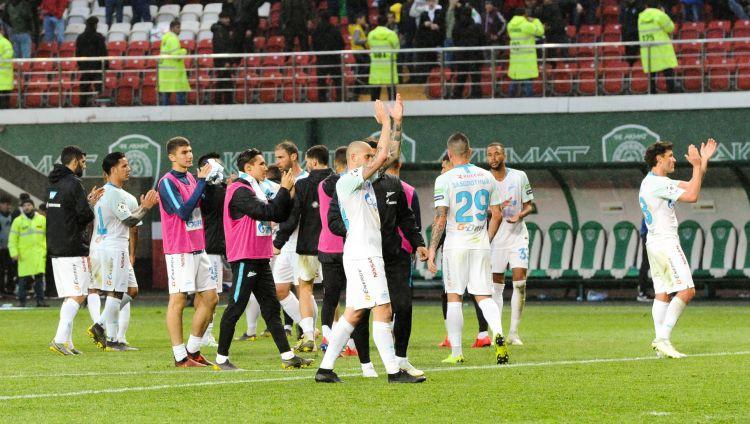 """""""Zenit"""" atgūst Krievijas čempiones titulu"""