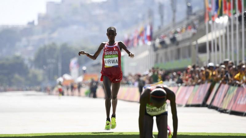 Olimpiskajai vicečempionei maratonā draud četru gadu diskvalifikācija