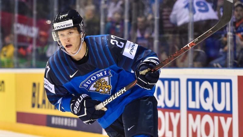 Vēl viens Somijas pasaules čempions tiek pie NHL līguma