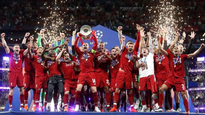 """""""Liverpool"""" sāk ar ātriem vārtiem un ļauj Klopam beidzot triumfēt Čempionu līgā"""