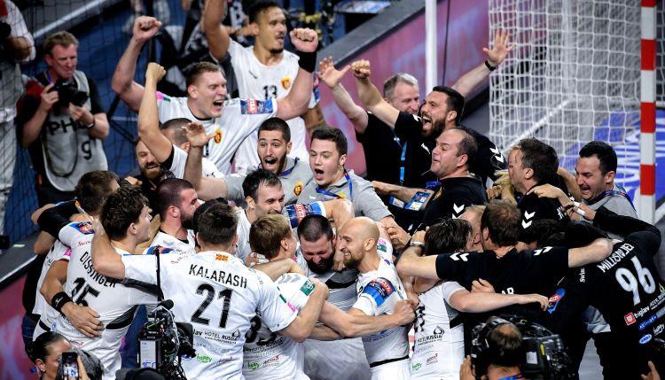 """Krištopāns ar svarīgiem vārtiem mača beigās aizved """"Vardar"""" līdz Čempionu līgas triumfam"""