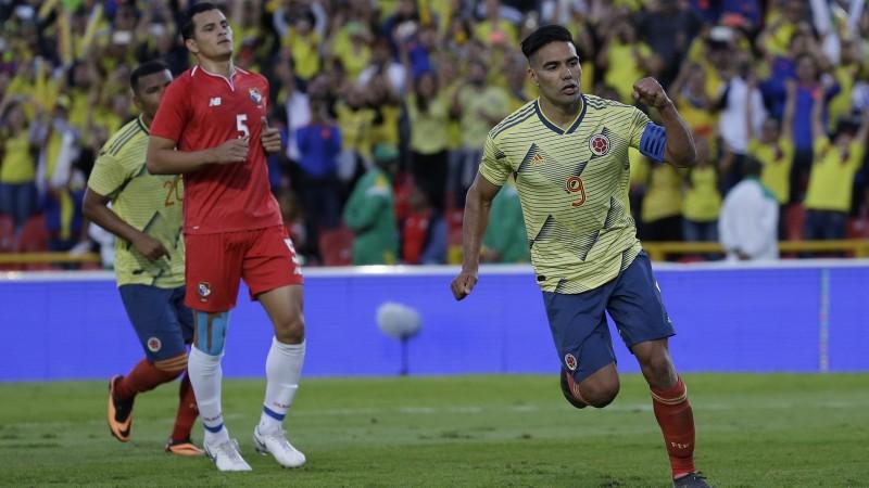"""Rodrigess, Falkao un Kolumbija gatavošanos """"Copa America"""" sāk ar Panamas sagraušanu"""