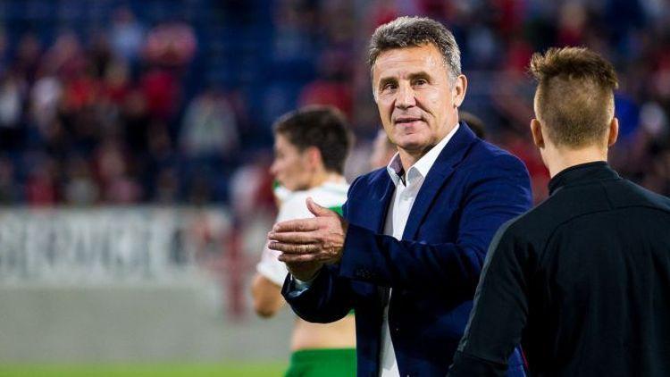 """Galvenais treneris Zubs atstāj Viļņas """"Žalgiri"""" tieši pirms Eiropas līgas atbildes mača"""