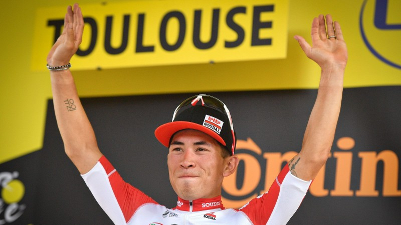 """""""Tour de France"""" čempions krīt, favorīts izstājas, Evanam otrā uzvara"""
