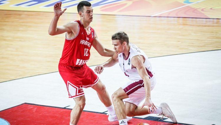 Latvijas U20 izlasei pēdējais mačs Eiropas čempionātā – pret Serbiju