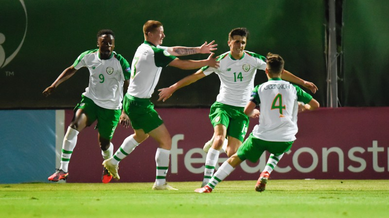 Euro U19: Īrija izrauj vietu pusfinālā, Francija grupu turnīru noslēdz perfekti