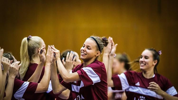 Motei 100 spēles jaunatnes izlasēs, Latvijai 14. vieta Pasaules kausā