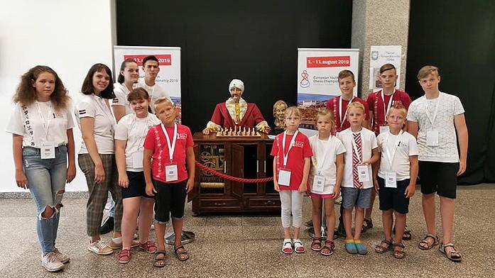 Kuzņecova otro gadu pēc kārtas sasniedz Latvijas labāko rezultātu Eiropas jauniešu čempionātā
