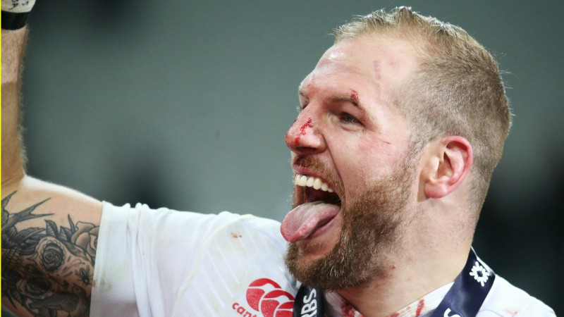 """Anglijas regbija zvaigzne Haskels paraksta līgumu ar """"Bellator"""" un gatavojas debijai MMA"""