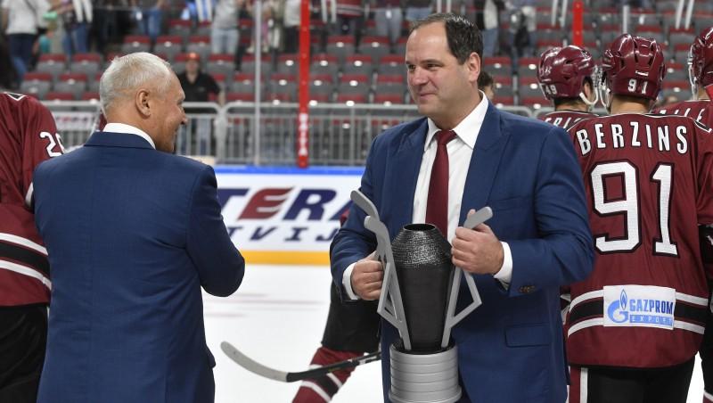 """Ankipāns: """"Kvalitatīvs hokejs bija svarīgāks nekā uzvara"""""""