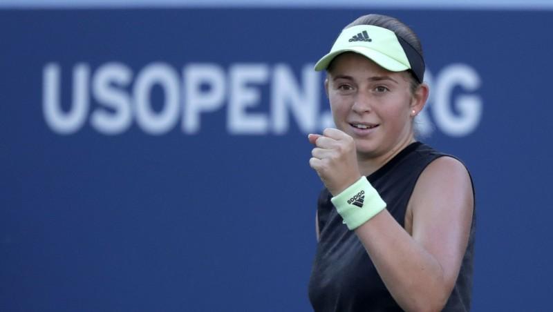 """Ostapenko un Sevastovas komandas uzvar """"US Open"""" dubultspēļu turnīra pirmajā posmā"""