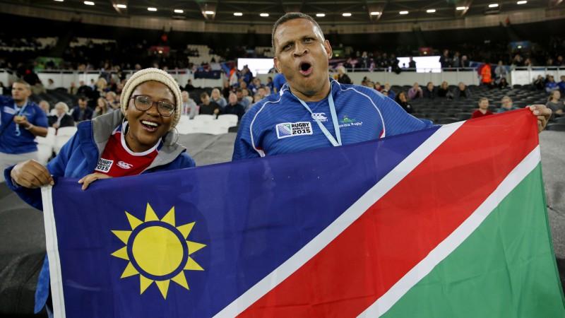 Āfrikas čempione Namībija arī nosauc PK sastāvu