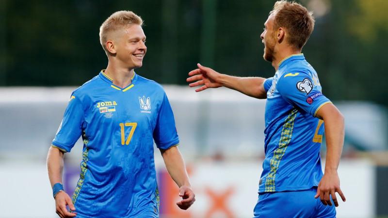 Ukraina pārbaudes spēlē minūtes laikā atspēlējas no 0:2 deficīta pret Nigēriju
