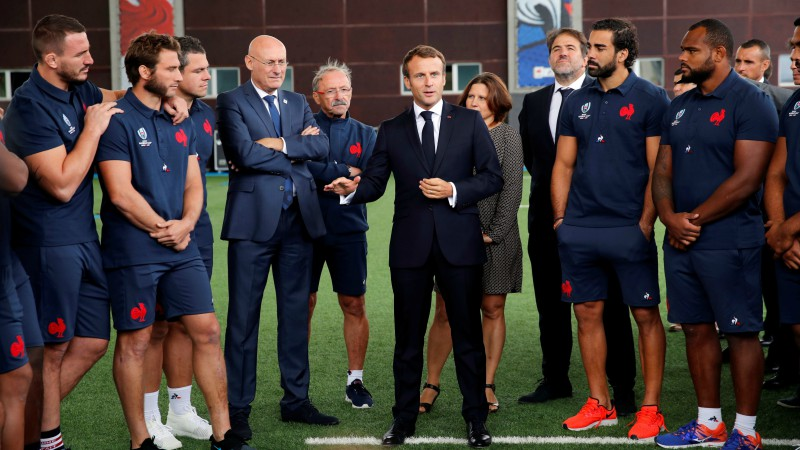 Francija mēģinās turpināt izslēgšanas maču sēriju