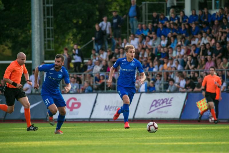 """RFS un """"Spartaka"""" ceturtais duelis šosezon Sportacentrs.com TV tiešraidē"""
