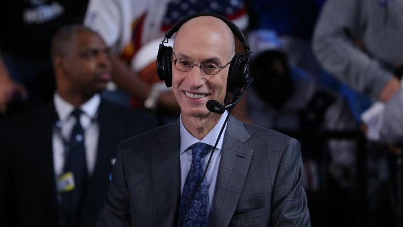NBA piedāvā ieviest 10 miljonu sodu par neatļautu spēlētāju vilināšanu