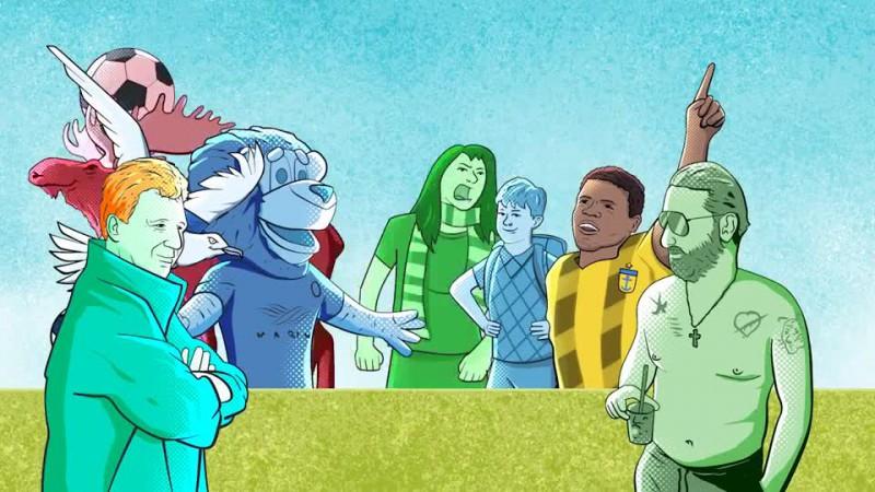 Šovakar Futbolbumbās: Ikaunieks un Karašausks par sezonu; smaidīgais modelis