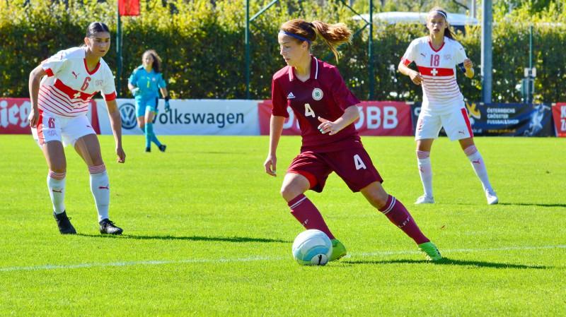 Latvijas U19 meiteņu izlase neizdara nevienu sitienu un kapitulē arī mājiniecēm austrietēm