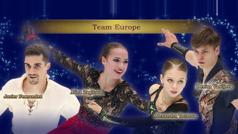 Pateicoties krievu meitenēm, Vasiļjevs ar Eiropas izlasi izcīna zeltu