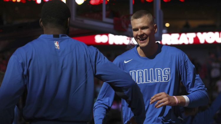 "Dalasas ""Mavericks"" – starptautiskākā komanda NBA"