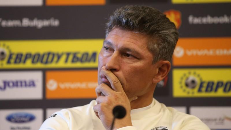 Pārmaiņas skandalozajā Bulgārijas izlasē turpinās – aiziet arī galvenais treneris