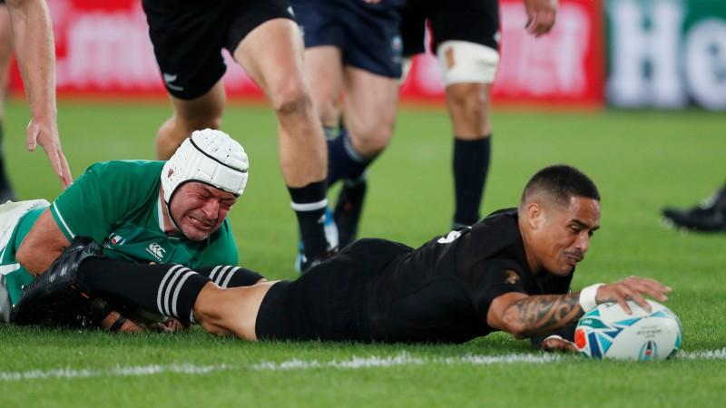Īrija atkal nepārvar ceturtdaļfinālu, pusfinālā – Anglija pret Jaunzēlandi