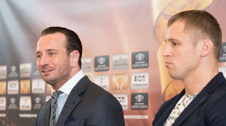Supersērija cenšas pierunāt WBO pieļaut izņēmumu Brieža titula sakarā