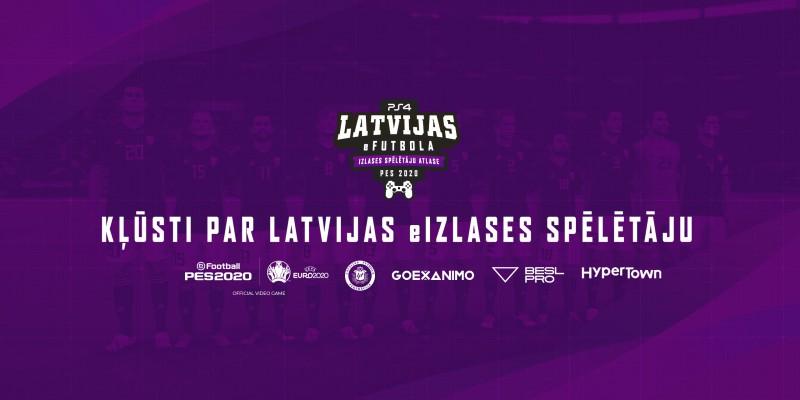 Datorspēļu vilks: LFF aicina cīnīties par iekļūšanu Latvijas efutbola izlasē