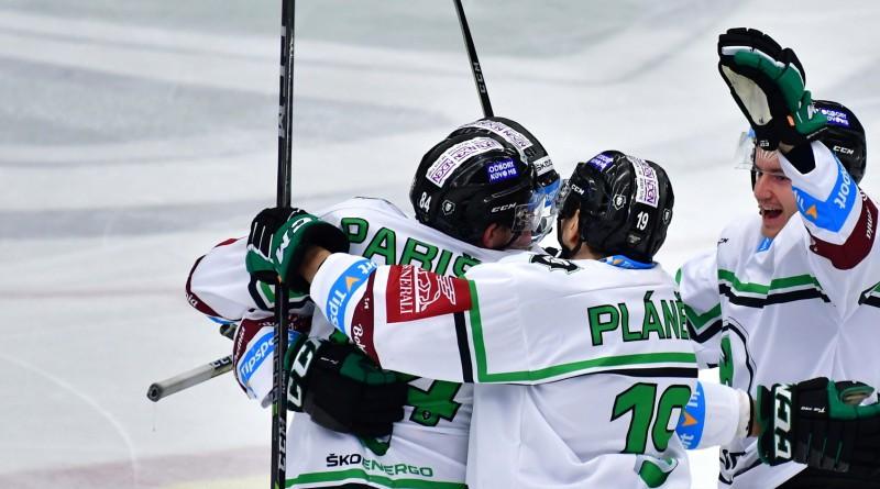 Bičevskim uzvaras vārti, latviešu hokejisti rezultatīvi Čehijā