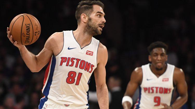 Kalderons beidz basketbolista karjeru un strādās NBA arodbiedrībā