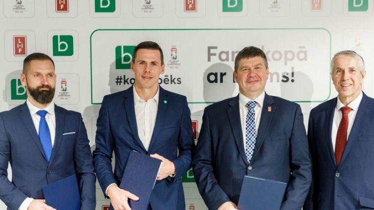2021. gada pasaules čempionāts Latvijā ieguvis pirmo oficiālo sponsoru
