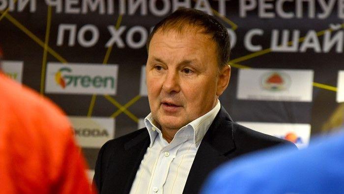 Baltkrievijas izlases treneris sūdzas, ka 15 gados nav izaudzināts neviens NHL spēlētājs
