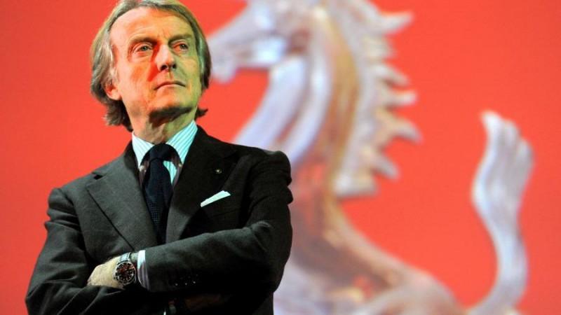 """Bijušais """"Ferrari"""" prezidents: """"Komandā jābūt vienam vadošajam pilotam"""""""