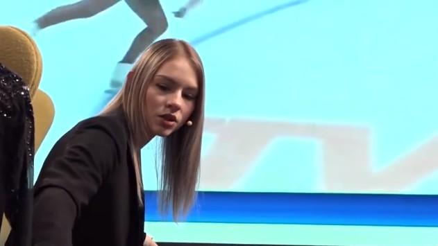 Kučvaļska nesapņo par savu daiļslidošanas skolu, nav tik daudz nervu