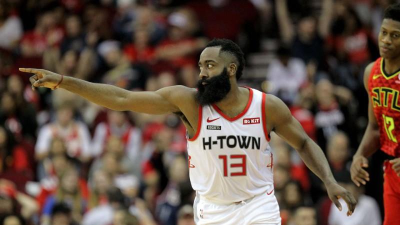 """Hārdenam 60 punkti 31 minūtē; """"Kings"""" atspēlējas un pieveic Denveru"""