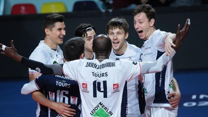 Egleskalna komanda iekļūst CEV Čempionu līgas ceturtdaļfinālā