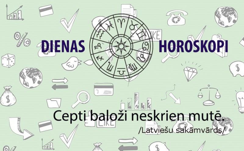 Horoskopi veiksmīgam 12. decembrim visām zodiaka zīmēm