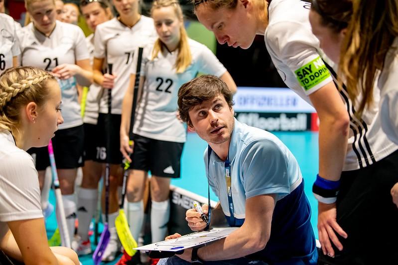PČ florbolā: Igaunietes paliek bez kvalifikācijas turnīra