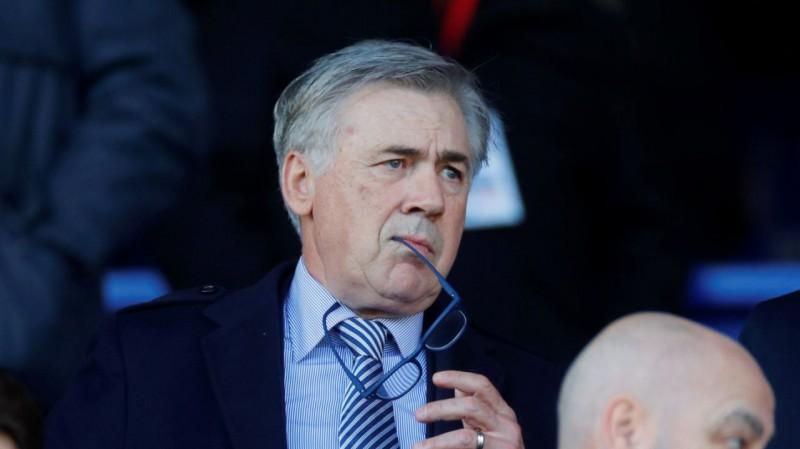 """Ančeloti: """"Iekļūšana Čempionu līgā ar """"Everton"""" – tā nav neiespējamā misija"""""""