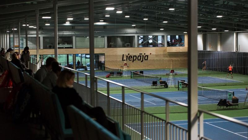 Liepājā notiks starptautiskās ITF tenisa sacensības sievietēm