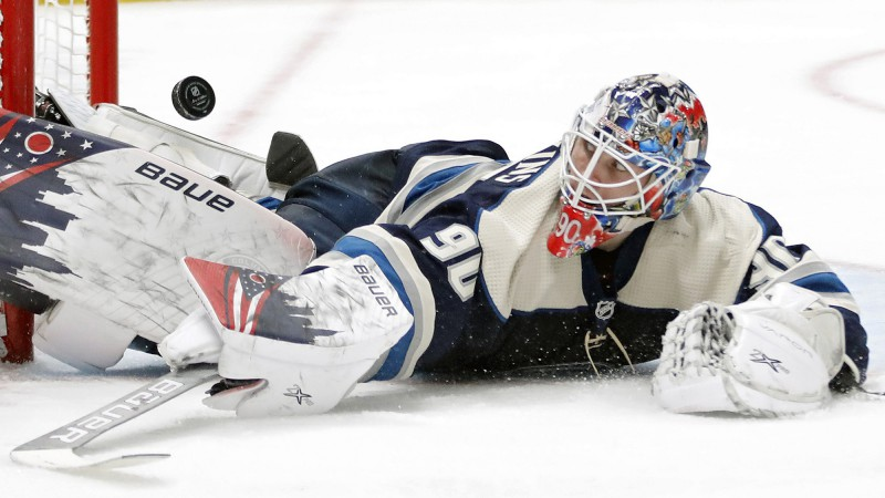 Merzļikinam tiek atvēlēta ceturtā vieta balsojumā par NHL labāko debitantu