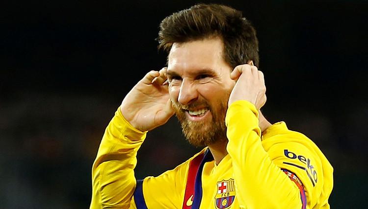 """Mesi trīs rezultatīvas piespēles, """"Barcelona"""" trakā mačā tomēr nolauž """"Betis"""""""