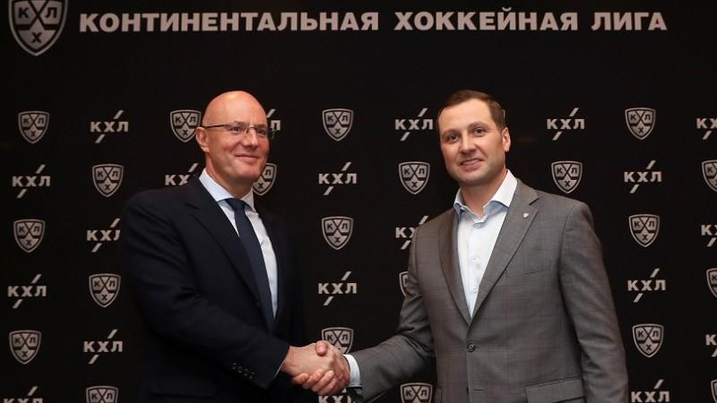 """Krievijas sporta ministrs: """"Ceram, ka nebūs otrā viļņa un KHL sezona sāksies laicīgi"""""""
