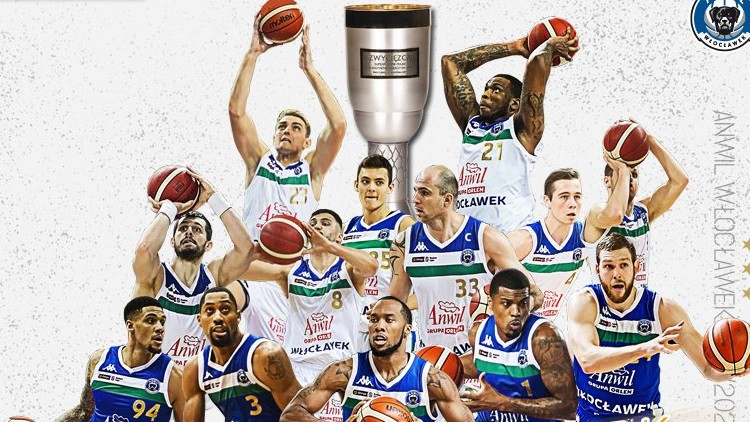 """Freimanis un """"Anwil"""" triumfē Polijas kausā, """"Partizan"""" fantastiska atspēlēšanās"""