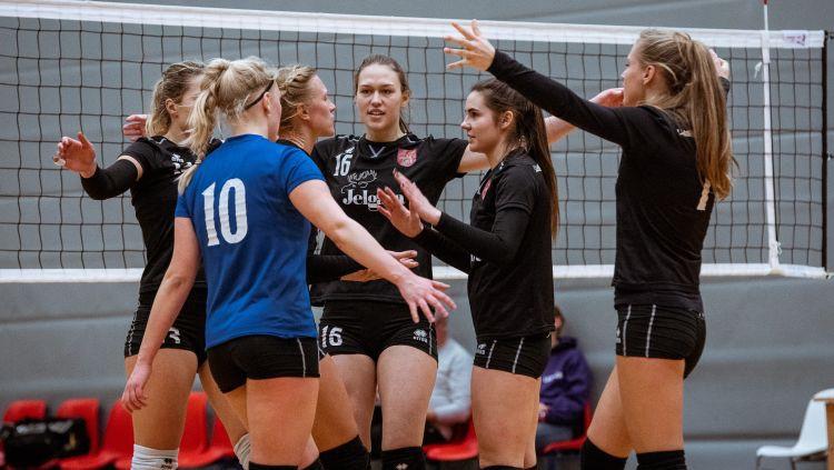 """RVS iekļūst Baltijas līgas """"Final Four"""", Jelgavai neizdodas noturēt 2:0 vadību"""